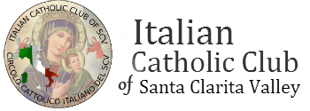 Italian Catholic Club of SCV logo